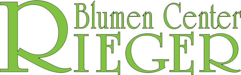 Blumen Center Rieger Logo