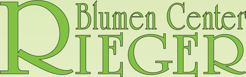 Blumen Leutenbach Nellmersbach Blumen Center Rieger